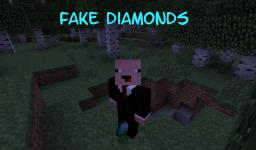 Fake Diamonds (Pop Reel) Minecraft Blog Post