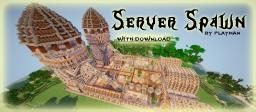 Factions Server Spawn [with download] Minecraft Map & Project
