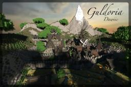 Guldoria Medieval Fantasy Map! Minecraft