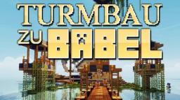 Towerbuild to Babel Minecraft Mod