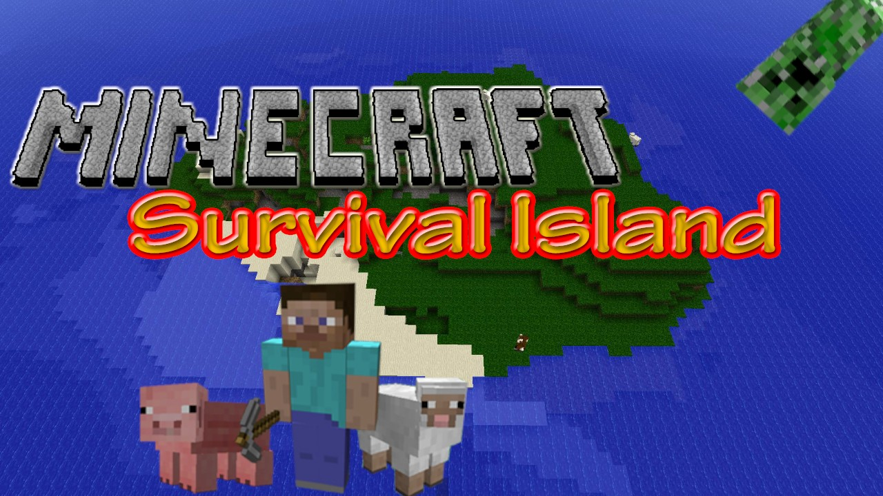 Minecraft Survival Island Top 3 Seeds 1 2 Also Artomix C1 Project