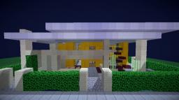 Modern House ! Minecraft Map & Project