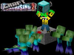 Craft Rising [1.7.2] [Adv] [TRAILER] Minecraft Project