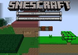[16x][1.7] SNESCraft Resource Pack - Beta v1.0 Minecraft