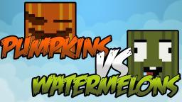 Pumpkins VS Watermelons Mini-Game [ESPAÑOL][Minecraft 1.7.2] Minecraft Map & Project