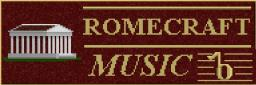 Romecraft Music Pack Addon (V1.0 for MC1.7.3)
