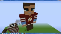 Sheldon from Big Bang Theory Minecraft Map & Project