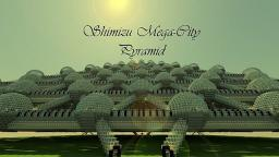 Shimizu Mega City Pyramid: Originally by Teamsubspace Minecraft Map & Project
