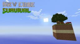 SkyCube Survival ( 5x5x5 ) Minecraft Map & Project
