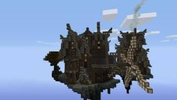 SteamPunk House Minecraft Project