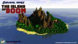 The Island of DOOM - Minecraft Survival Games Minecraft Project