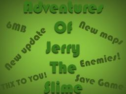 ADVENTURES OF JERRY THE SLIME - CAPTAINSPARKLEZ VIDEO Minecraft Mod