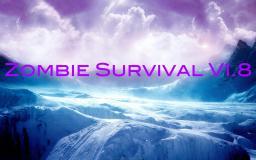 Zombie Survival V1.8 [Adventure/Challenge/1.7.X/SP/MP] Minecraft Map & Project