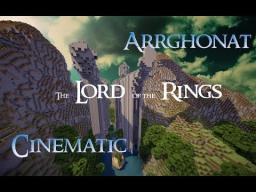 argonath (lord of the rings) [Download + Cinematic] Minecraft Map & Project