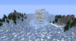 Mapaday day 5: FrostyPVP Minecraft Map & Project