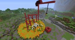 Mapaday day 4: Trash run (PARKOUR) (MEDIUM) Minecraft Project