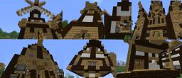 Wooden age Buildpack Minecraft Map & Project