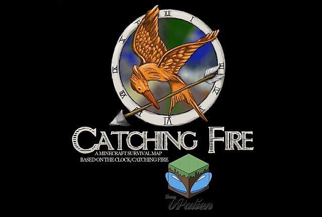 Catching Fire The Hunger Games Sgmap By Teamopalien Minecraft