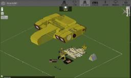 W.I.P Global Defence Initiative - GDS KODIAK Minecraft Map & Project