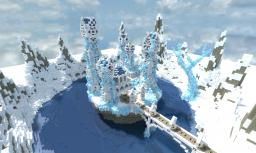 Ice Mages' Sanctuary Minecraft Map & Project