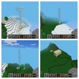 Spy Towers, Part 1 Minecraft Map & Project