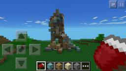 Tower of crap Minecraft Map & Project