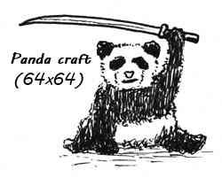 Panda Craft Minecraft