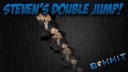 Steven's Double Jump [BUKKIT 1.7.2-1.7.4] Minecraft Mod