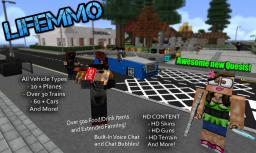 [FML/MCPC+]  LifeMMO! - Unlock LifeMMO Today with this Custom Launcher and Integrated Mod! Access over 3000 amazing features!