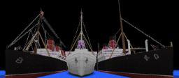 RMS LUSITANIA INSIDE C-DECK Minecraft