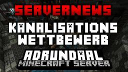 Competition: Kanalisation Minecraft Project