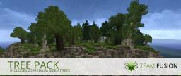 European Tree Pack Minecraft