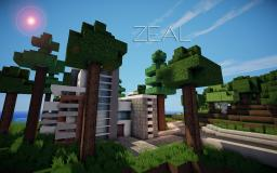 Zeal [Modern House] Minecraft Project