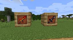 Swords Mod Minecraft Mod