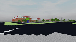 "Harns Marsh Middle School ""Remastered"" Minecraft Map & Project"