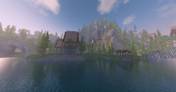 The City of Grandwall Minecraft Map & Project