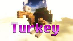 Flying Turkey - Happy Thanksgiving! Minecraft Map & Project