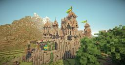 [Nassau []&[] Castle []&[] Medieval] Minecraft Map & Project
