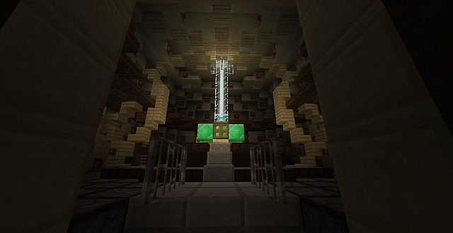 10th doctors tardis minecraft project