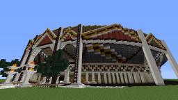 Schem Added UPDATE 10/28 Pixelmon Stadium Build Minecraft