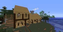 Lumberjack workplace Minecraft Map & Project