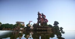 Ragusa Trading Port Minecraft Map & Project