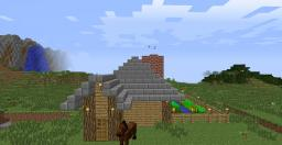 Small Medivile house Minecraft Map & Project