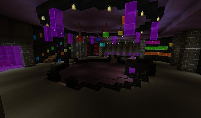 Elixir Nightclub Minecraft Project