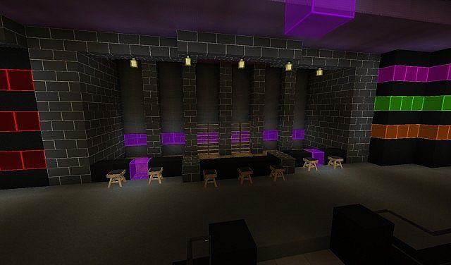 Elixir Nightclub Minecraft Project
