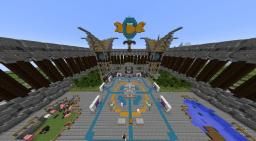 Coradax PVP - (Factions) - [MCMMO] - (Drop Zones) Minecraft Server