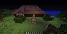 Peaceful House Minecraft Map & Project