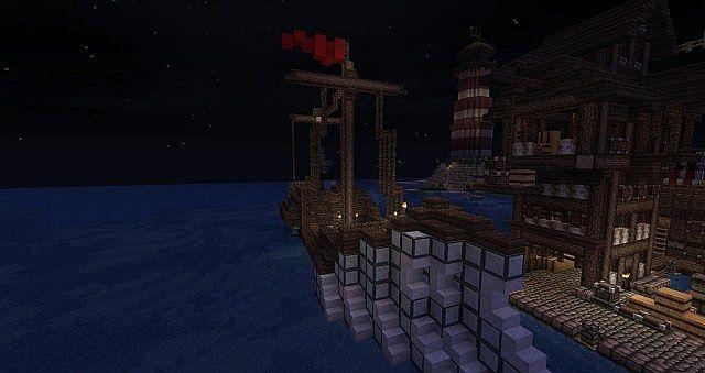 Icebreaker at the server docks