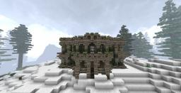Georgian manor house, by MrEpicCat. Minecraft Map & Project