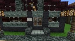 Imperium Pyrotechnics Shop Minecraft Map & Project